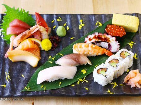 St Pierre's Sushi & Bento