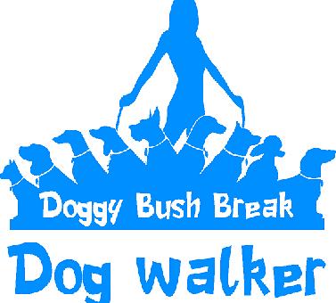 Doggy Bush Break