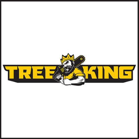 Tree King Warkworth logo