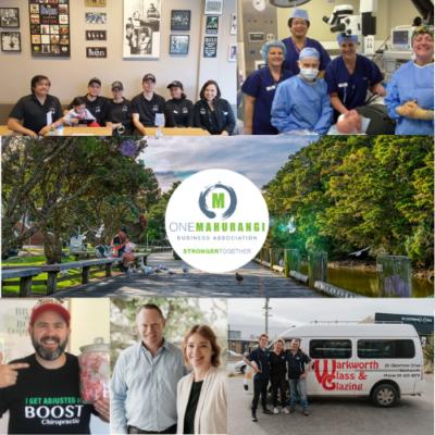 Kocal Warkworth businesses