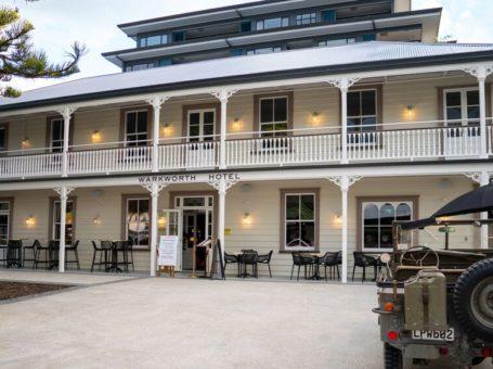 Warkworth Hotel